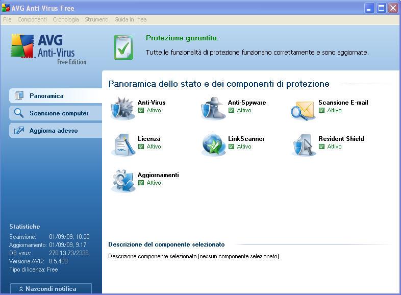 Anti -Virus-spyware