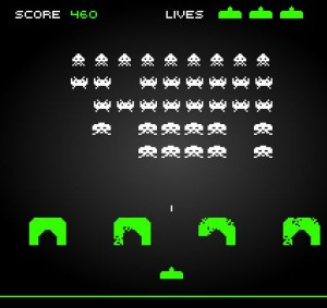 space invaders 300x283 SPACE INVADERS altro indimenticabile Gioco da Bar di fine Anni 70