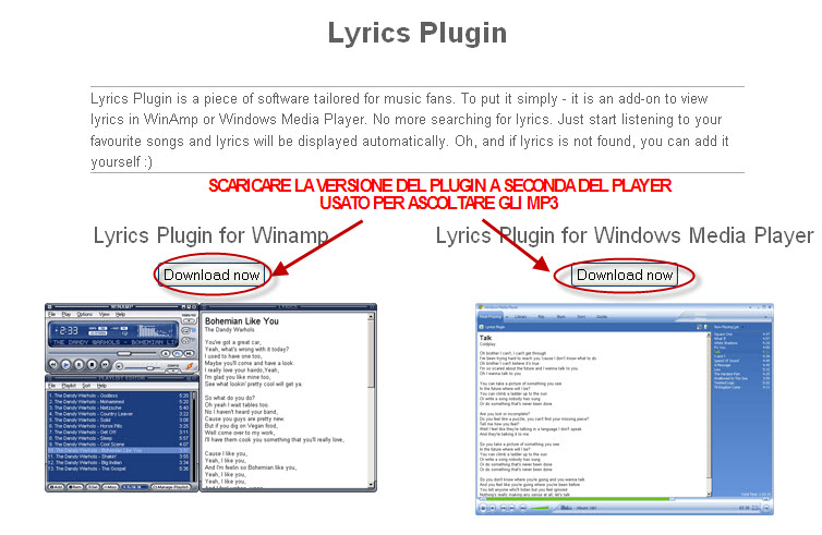 plugin-Lyrics