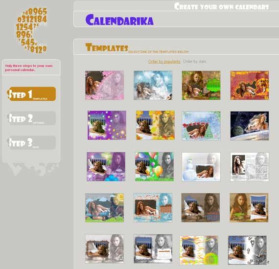 Calendario Con Foto Personali.Crea Calendario 2010 Con Foto Personali Nuove Notizie