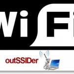 OutSSIDer: Trova e naviga nelle reti Wi-Fi aperte.Scanner Sonoro