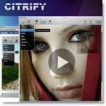 Citrify editor grafico d'immagini online