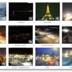 Guarda le Webcam turistiche di tutto il mondo