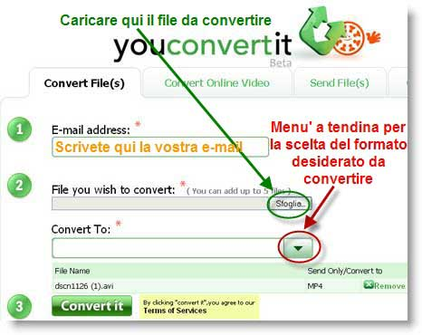 convertitore-online-free