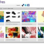 FindBrushes: pennelli per Photoshop gratis