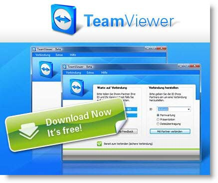 TeamViewer Controllare in remoto un altro computer con TeamViewer