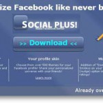 Come personalizzare Facebook con Social Plus