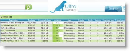 ultra-torrent