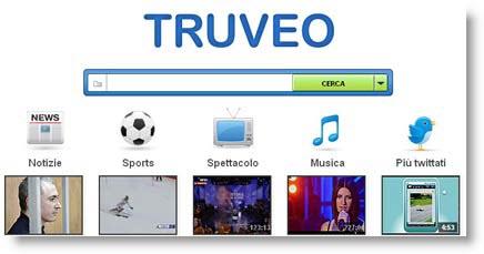 Truveo: il motore di ricerca per i video
