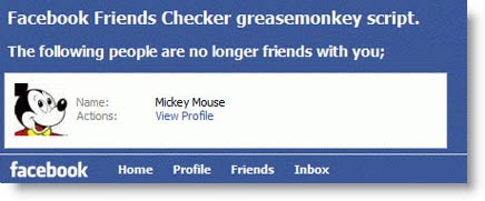 Facebook: scopri chi ti cancella o ti blocca con Facebook Friends Checker