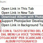 Photojacker: Add-on Firefox per scaricare interi album fotografici di Facebook
