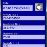 Convertitore byte. By Marco's room