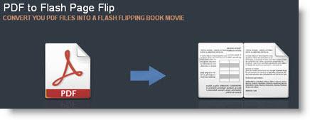 Trasforma file in Pdf in suggestivi e-book sfogliabili in Flash