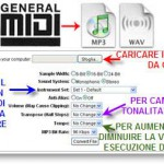 Convertire file Midi in Mp3 o Wav con Hamienet