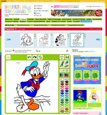 Disegnidacolorare24: disegni da colorare per bambini