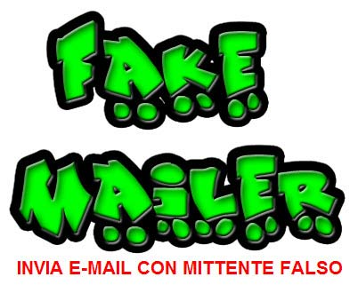 e mailfake E mail fake: invia e mail con mittente falso