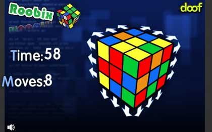 Gioca al cubo di Rubik su Nuove Notizie