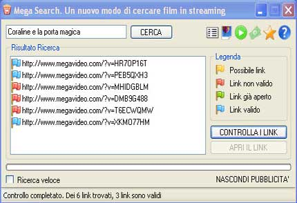 megasearch Mega Search: trova i tuoi film preferiti e guardali online in streaming