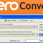 Aero Convert: convertire ogni tipo di file audio e video
