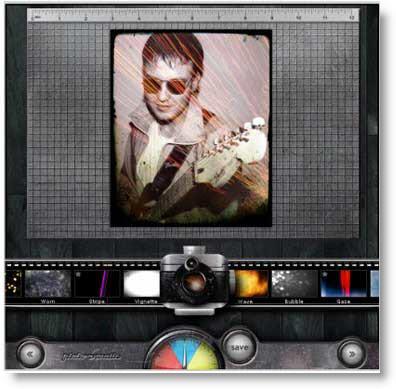 Pixlr o-matic per mettere effetti sulle foto in un click