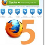 Firefox 5 disponibile per il download