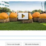 Google festeggia Halloween con un logo Video