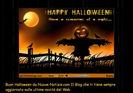 halloween2011 123greetings: Cartoline Animate per Halloween