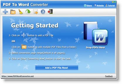 dapdfaword Convertire documenti Pdf non modificabili a Word per poterli editare