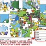 Giochi: Puzzle da costruire online