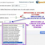 Select and Speak: metti la voce a Google Chrome