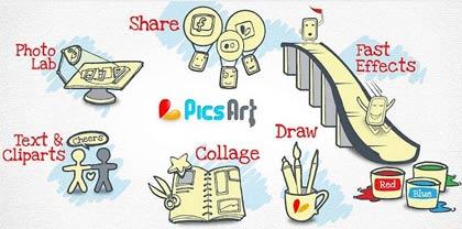 PicsartPhotoStudio Picsart Photo Studio: crea effetti sulle tue fotografie con Android
