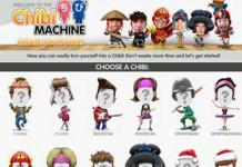 Chibi Machine: fotomontaggi divertenti personalizzabili