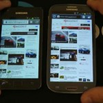 Video Galaxy S3 contro Galaxy S2 guarda il confronto