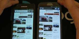 Vodeo Galaxy S3 contro Galaxy S2 guarda il confronto
