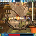 GunBound: gioco di strategia online