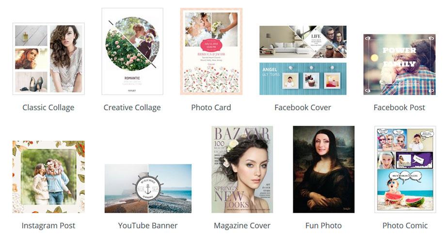 Recensione FotoJet Easy e Quick Photo Designer Online