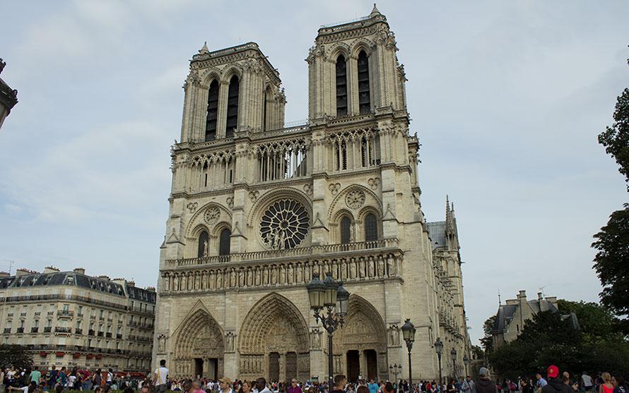 Cosa vedere a Parigi in 6 giorni: Notre Dame