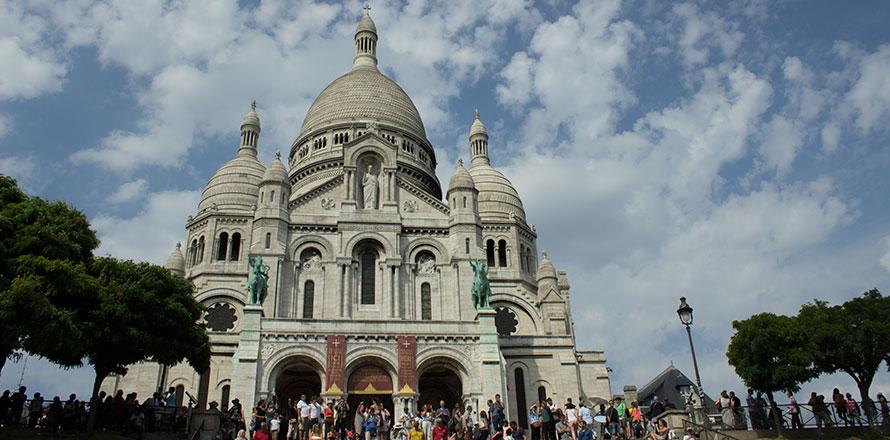 Cosa vedere a Parigi in 6 giorni: il Sacro Cuore