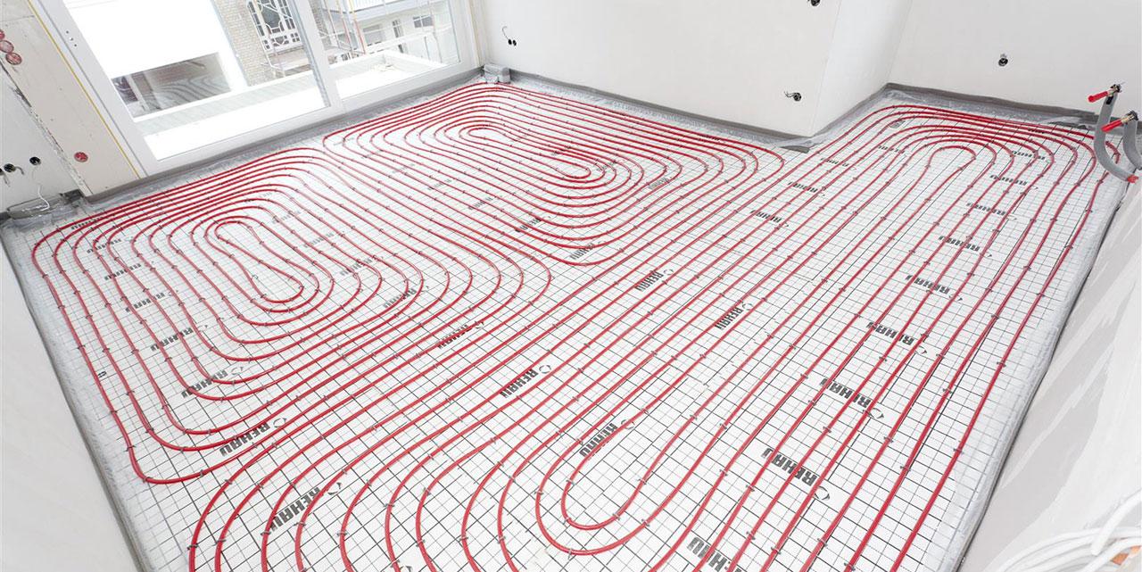 Incentivi sul riscaldamento a pavimento: Ecobonus