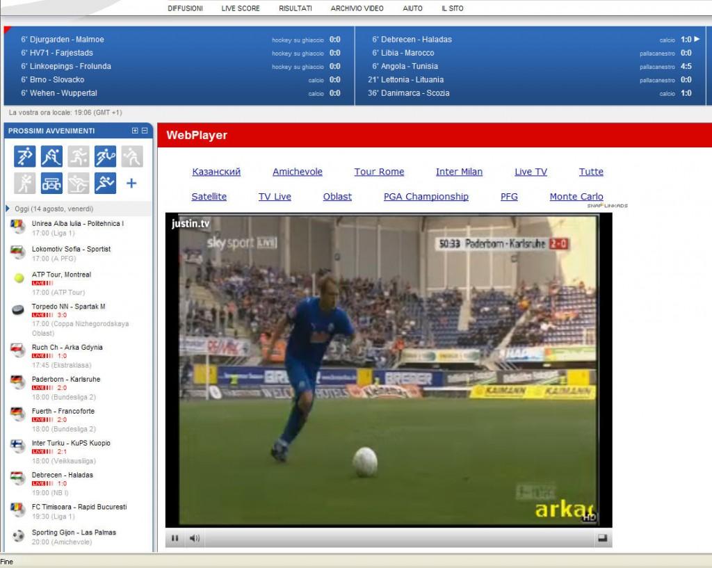 sport-Calcio-streaming