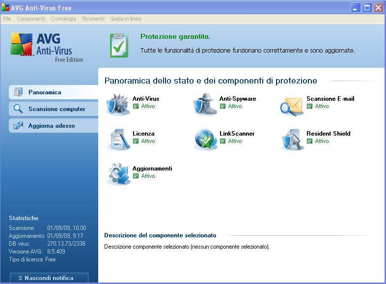 Anti -Virus-spyware