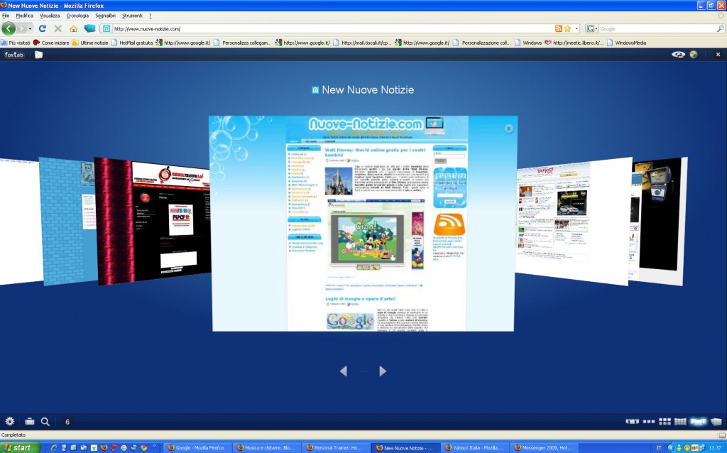Firefox3d1