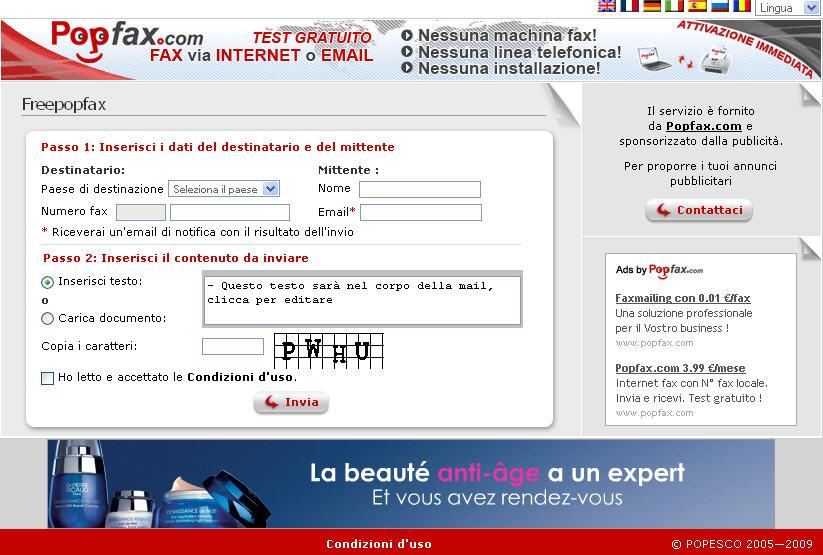 Fax-Gratis