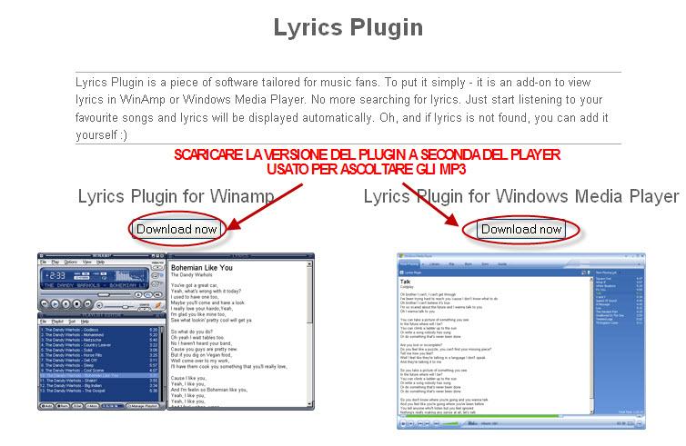 plugin-Lyrics