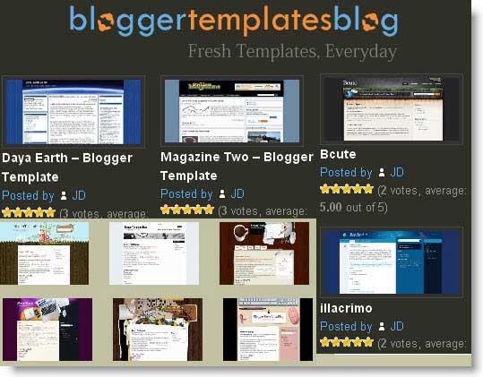 Temi-templates