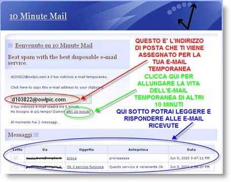 e-mail-temporanea