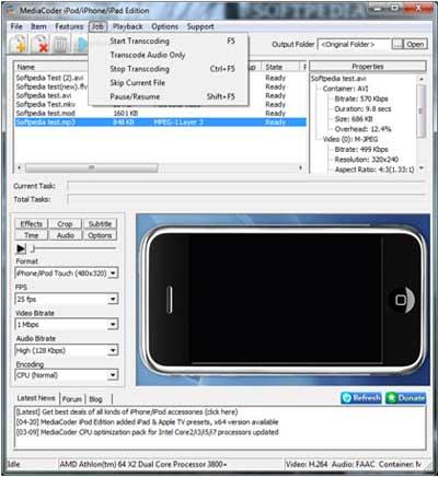 Iphone-ipod