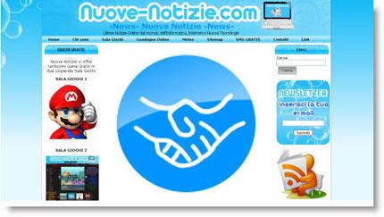 News: Collabora con Nuove Notizie e aumenta la popolarità del tuo Blog sul Web