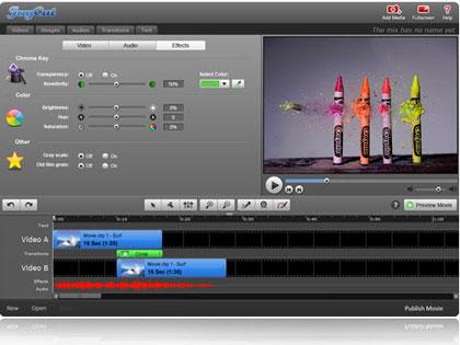 Jaycut: l'editor video online semplice e professionale