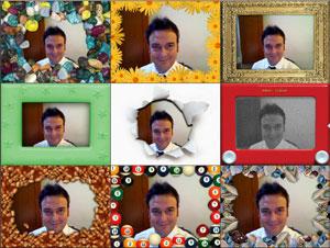 Creare cornici con le tue foto tramite Cameroid